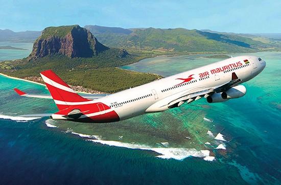самолет Air Mauritius